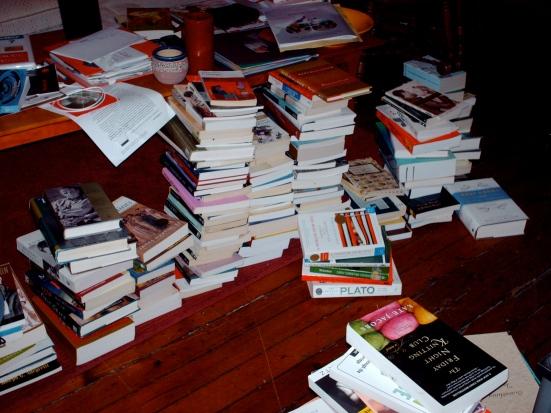 book pile #1