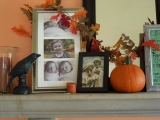 Halloween at Our House {and a poem}